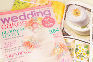 Wedding Cakes Summer 2015-2